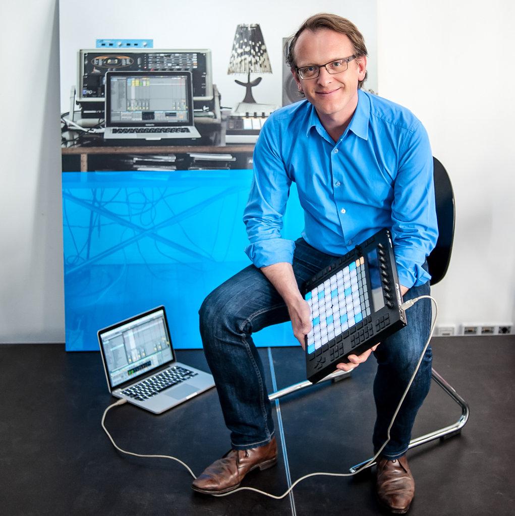 Ableton AG - Jan Bohl