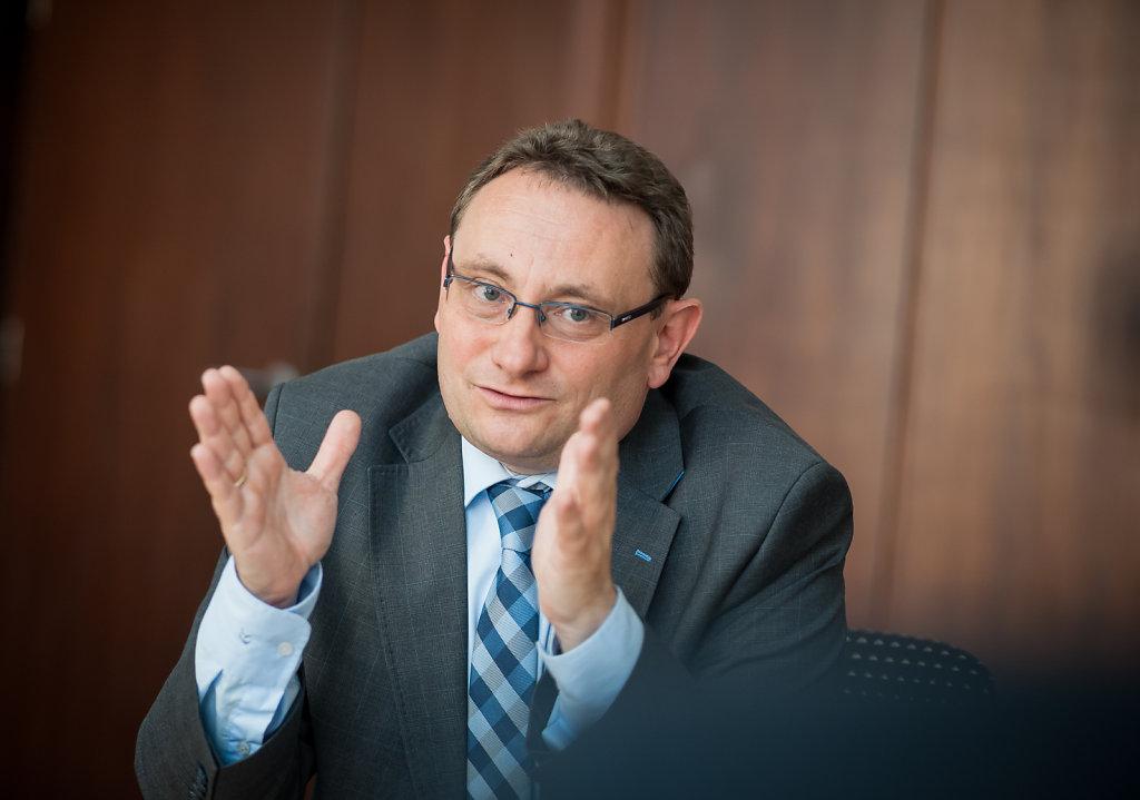 Ulrich Lange, MdB, CSU
