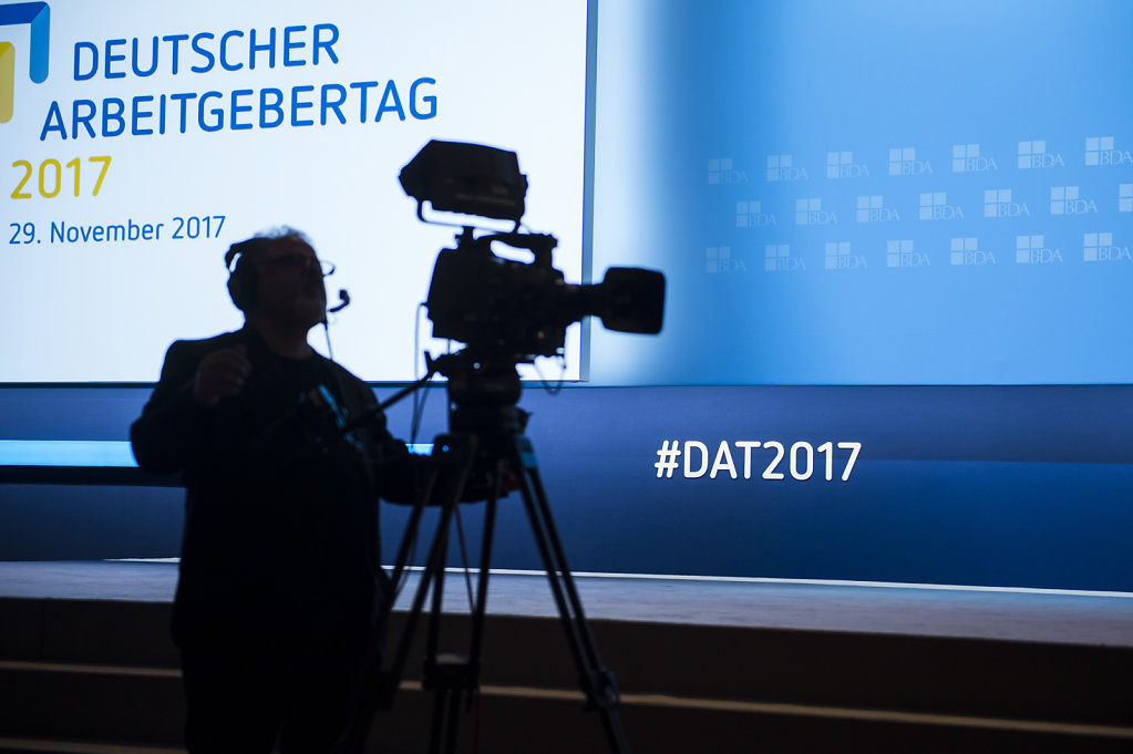 Deutscher Arbeitgebertag 2017
