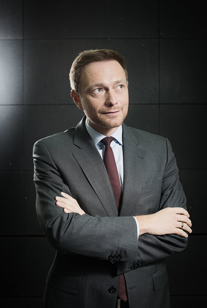 Christian Lindner - FDP